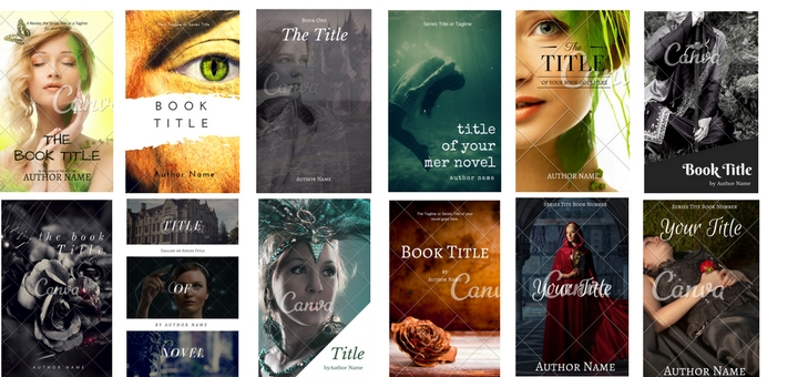 Premade Covers Fairy Tale 1