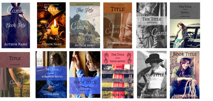 Premade Covers Historical 2