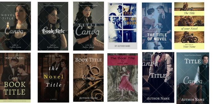 Premade Covers Historical
