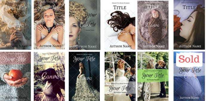 Copy of Premade Covers Fairy Tale 2 (2)