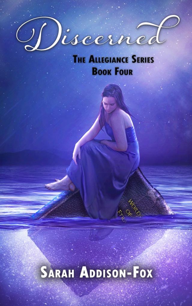 Discerned Kindle Cover