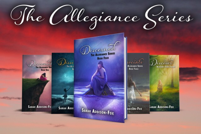 The Allegience Series Complete Graphic