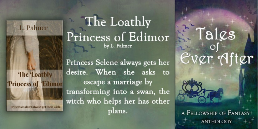 Tales of Ever After LPALMER Graphic