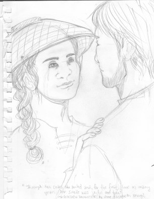 AE Stengl Fan Art 10 - Sairu and Jovann