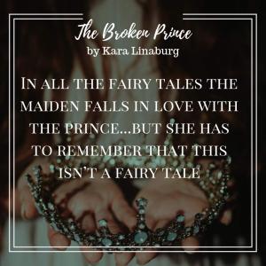 The Broken Prince Instagram