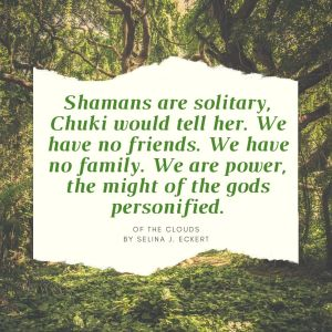 Shamans are solitary quote (1)