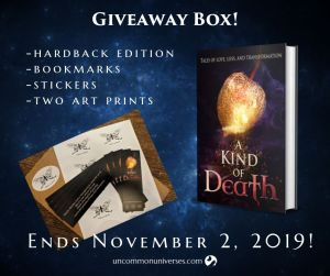 For Rafflecopter Giveaway Prize Pack